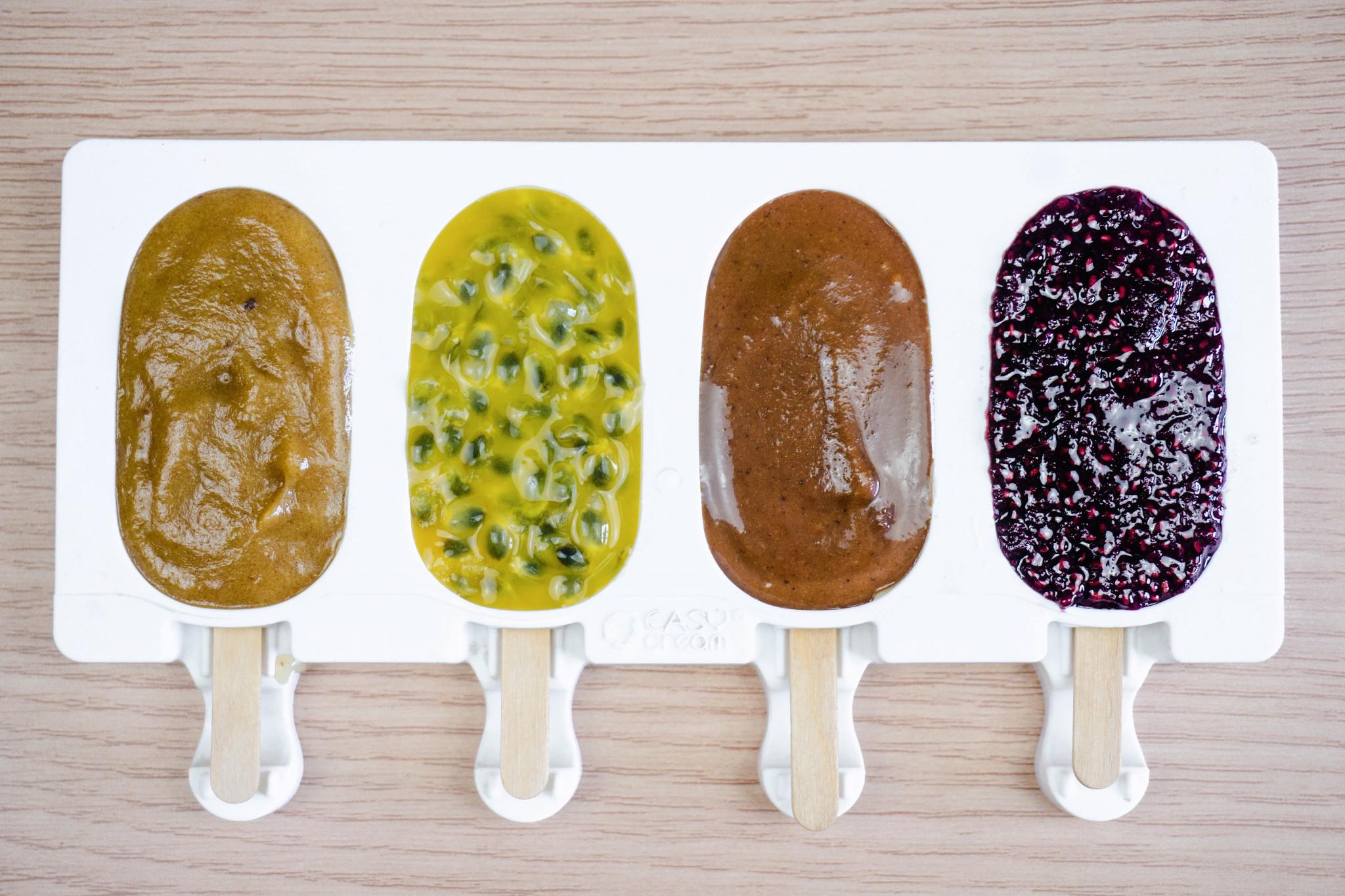 Vegan Magnum Ice Creams