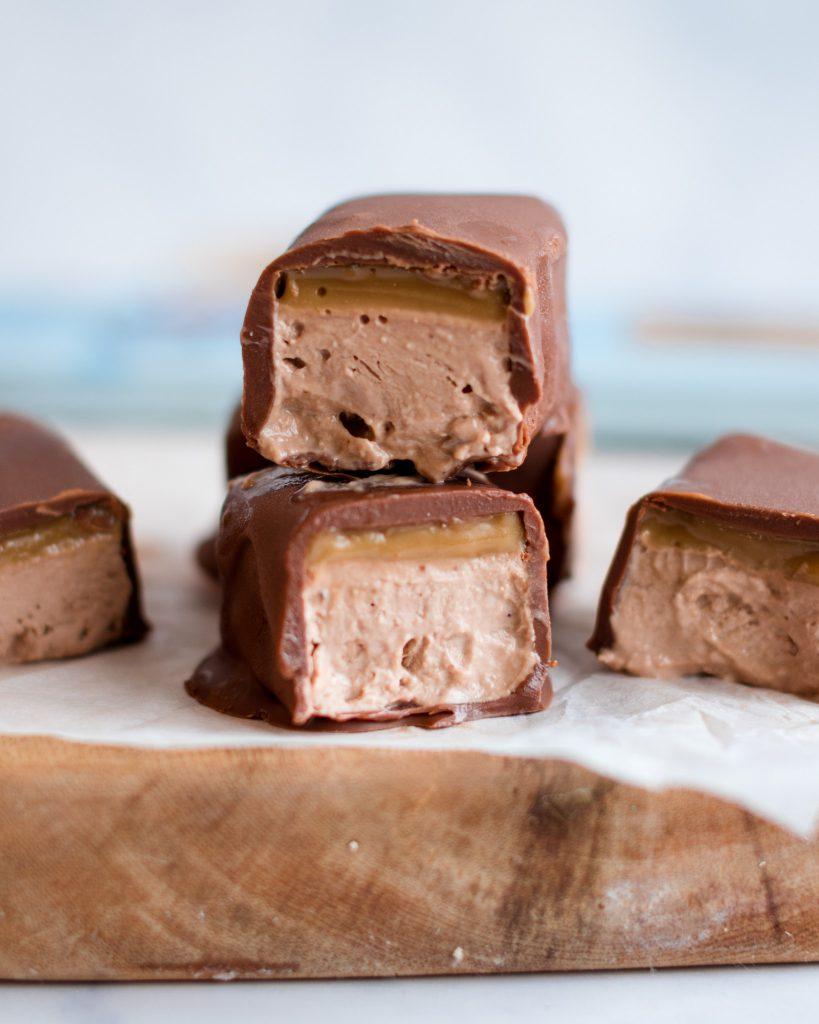 Vegan Mars Bars (Ice Cream)